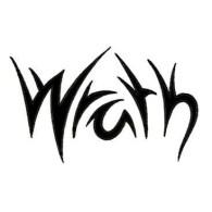 wrath_word_tattoo_design_39